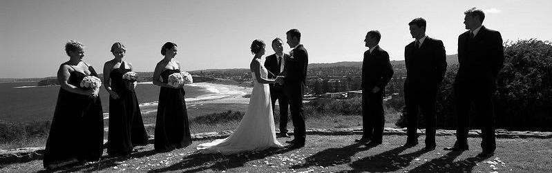 Steve Arkle – Civil Marriage Celebrant